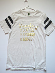 SALE - SUNDAY CHECKLIST T-SHIRT - Ruffles with Love - Womens Fitness - Workout Clothing - Workout Shirts with Sayings