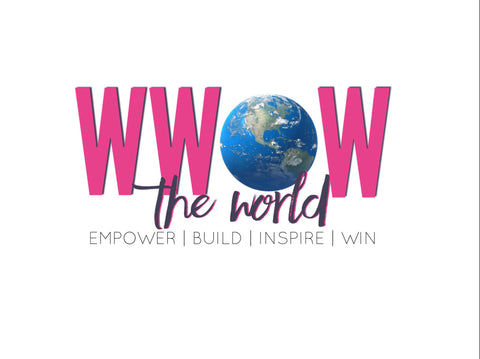 WWOW the World - Ruffles with Love - RWL