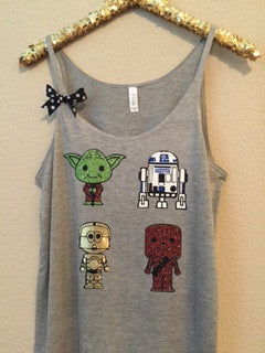 Star Wars Shirt - LIMITED EDITION - RWL - Ruffles with Love