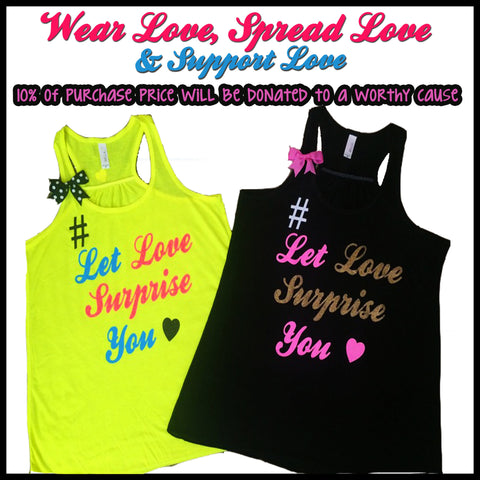 Let Love Surprise You - Ruffles with Love