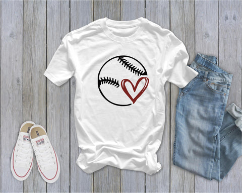 Baseball Tee - Ruffles with Love - Tee