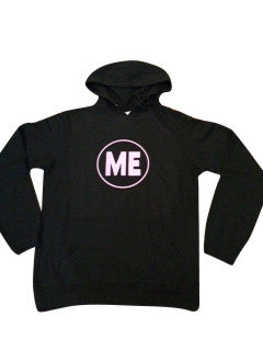 Logo Hooded Sweatshirt -  Indestructible Me - Be Indestructible - by Ruffles with Love