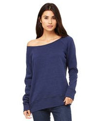 Weekend - Brunch Nap Target - Ruffles with Love - Off the Shoulder Sweatshirt - Womens Clothing - RWL