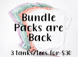 Bundle Packs -  Ruffles with Love