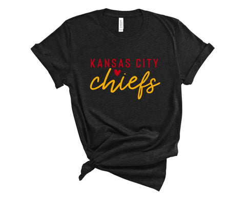 Kansas City Chiefs - Chiefs - Super Bowl - Ruffles with Love - Tee