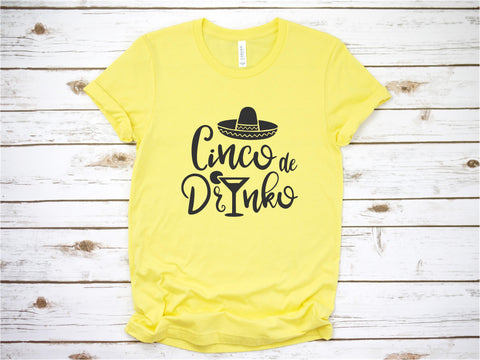 Cinco De Drinko - Ruffles with Love - Tee