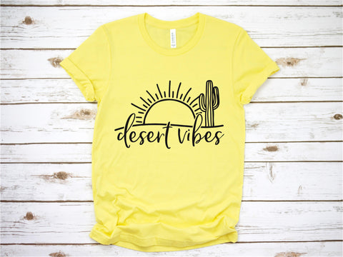 Desert Vibes - Ruffles with Love - Tee