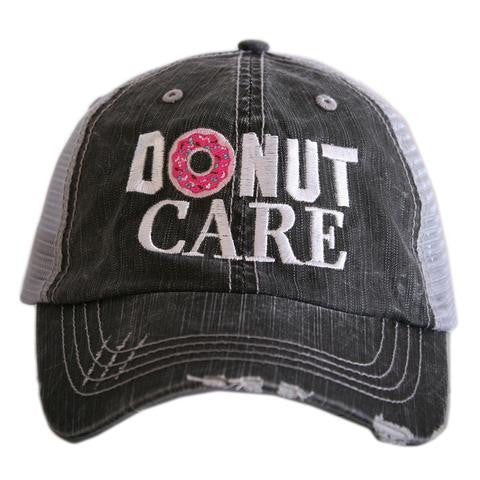 Donut Care - HAT - Ruffles with Love - RWL