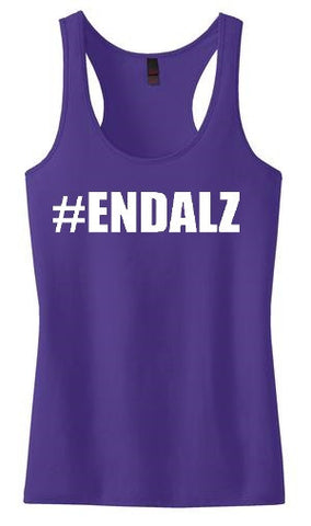 #ENDALZ Tanks and Tees