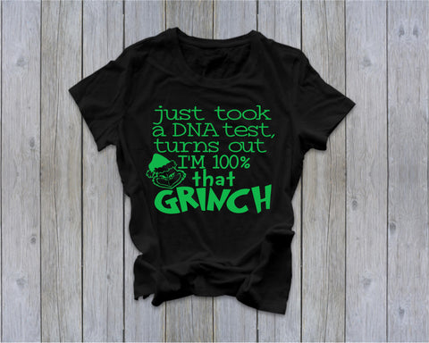 DNA Grinch Tee   - Ruffles with Love - Tee
