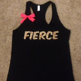 Fierce Racerback Tank