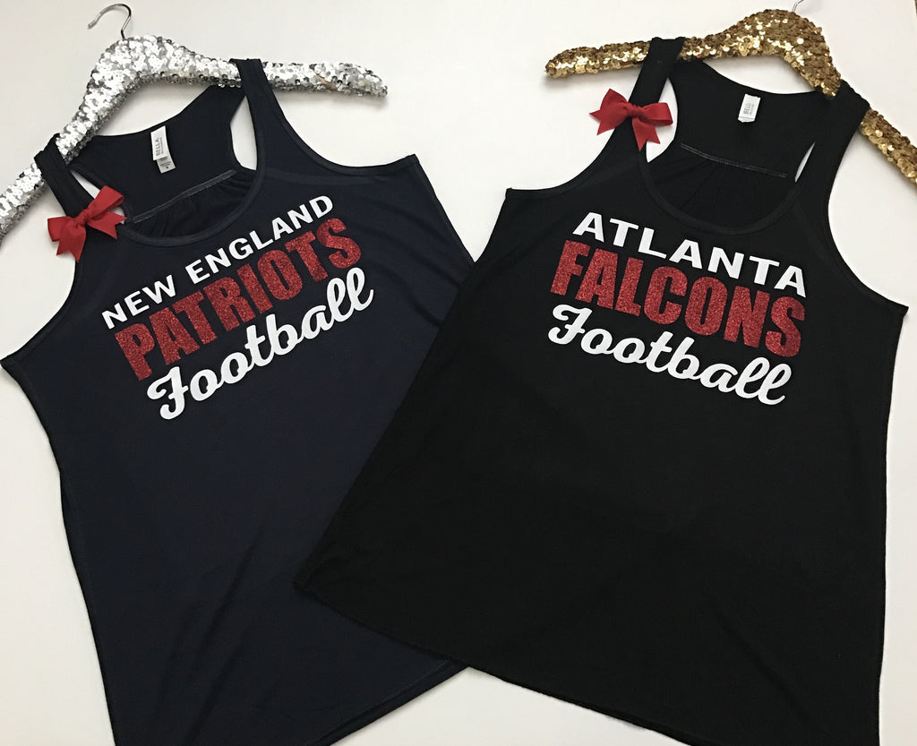 Super Bowl - Atlanta Falcons - New England Patriots - Ruffles with Love - RWL