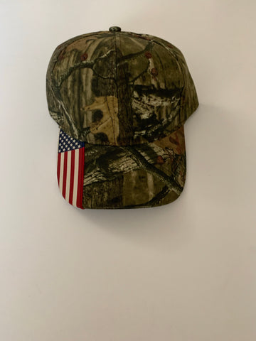 IG FLASH SALE - Camo Flag Hat