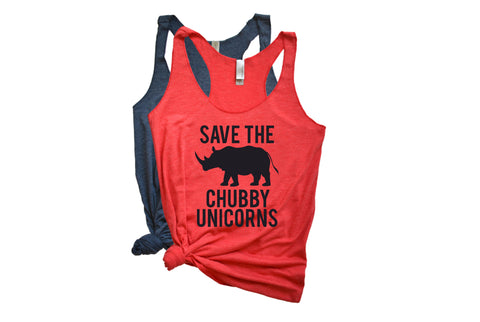 Save the Chunky Unicorns