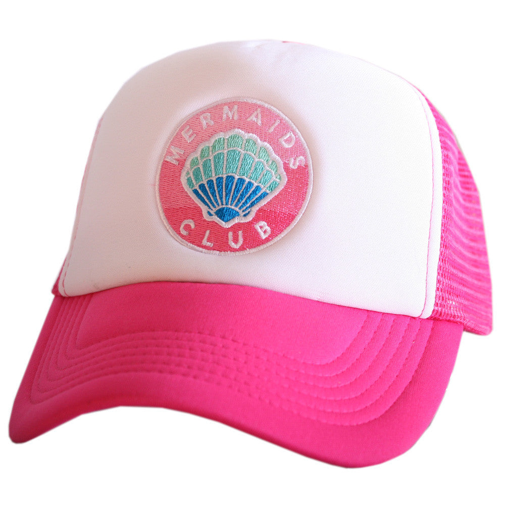Mermaids Club - PINK - HAT - Ruffles with Love - RWL
