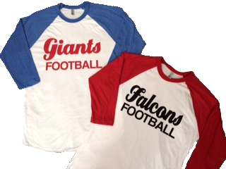Sports Raglan - Raglan - Jersey Shirt - Ruffles with Love - Design Your Own - Customize