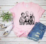 Golden Girls -Stay Golden - Ruffles with Love - Tee