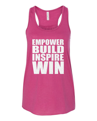 WWOW - EMPOWER - Ruffles with Love - Inspirational Shirt - RWL