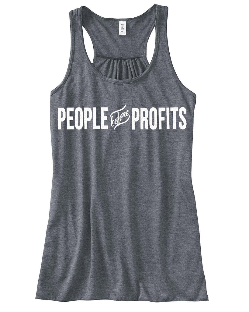 WWOW - People Before Profits - Ruffles with Love - Inspirational Shirt - RWL