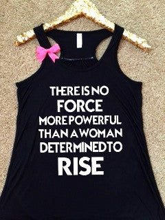 WWOW - There's No Force More Powerful - Ruffles with Love - Inspirational Shirt - RWL