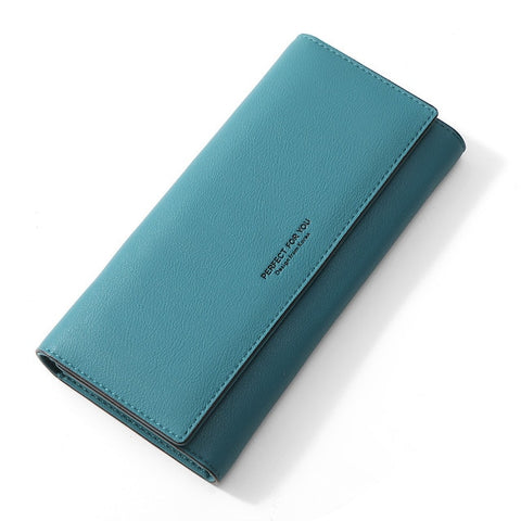 Cute Little Clutch Wallet, Simple, Goes With Everything.