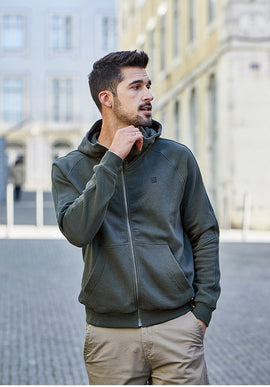 Cotton Men's Casual Wear Hoodies