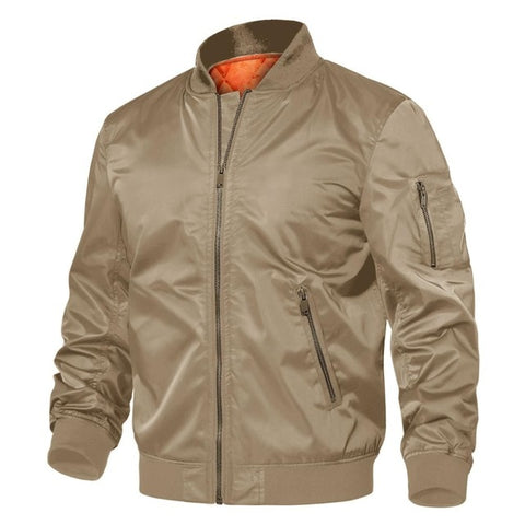 Military Cotton Padded Army Bomber Jacket
