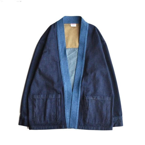 Priest's Robe Selvedge Denim Jacket