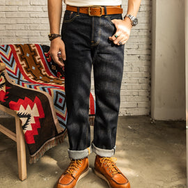 14oz Selvedge Denim Regular Leg Jeans