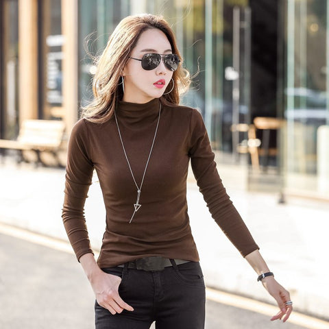 Cotton Spring Long Sleeve T Shirt