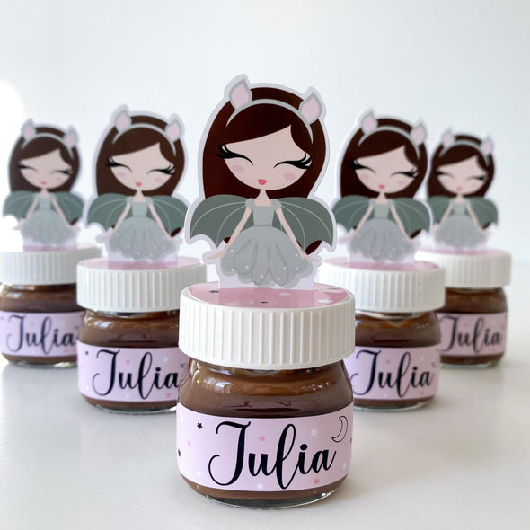 Mini nutella Halloween Premium