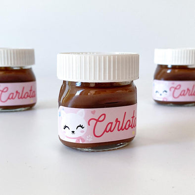 Mini nutella gatito