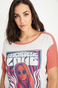 SPG WOMAN Camiseta woman love