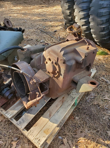 TRANSFER CASE FOR M809 AND M54A2 5 TON