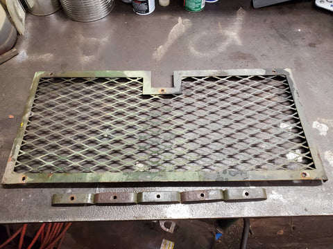 UPPER GRILL STONE GUARD FOR M35A2 - 11609945