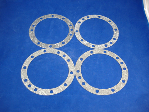 AXLE FLANGE HUB GASKET, SET OF FOUR, FOR 5 TON M54 -M809 - M939 7346993