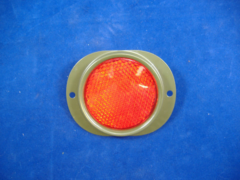 MILITARY RED REFLECTOR, MS35387-1