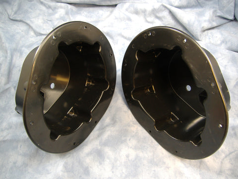M998 HUMMER TAIL LIGHT HOUSING SET HMMWV - ALSO USED FOR FLUSH MOUNTING MILITARY TAIL LIGHTS IN JEEPS - 12338711