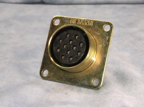 VEHICLE SIDE TRAILER RECEPTACLE - FEMALE - 8376209 / MS75021-2