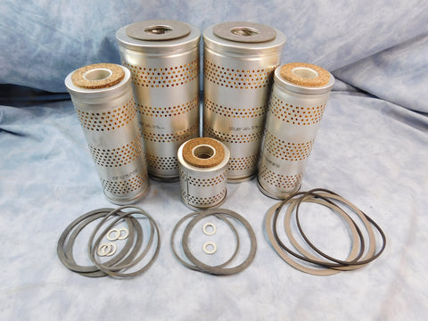 M35A2 AND M54A2 FUEL AND OIL FILTER KIT
