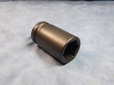 "COMBINATION LUG NUT SOCKET - 1-1/2"" & 13/16"""