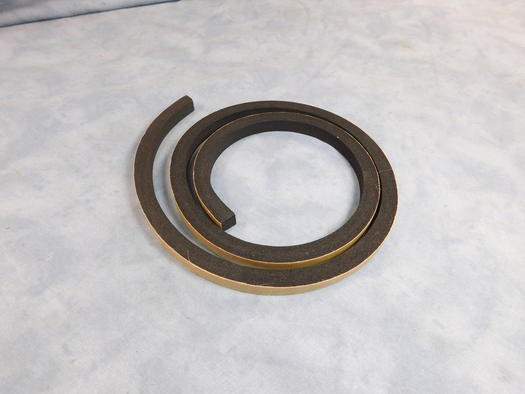 M35A2 GLOVE BOX DOOR SEAL, M35A2 GLOVE BOX GASKET, # 7373339, NSN 5330-00-693-0611 ALT NUMBERS 5330006930611, 2017R1, 955531, KC6660