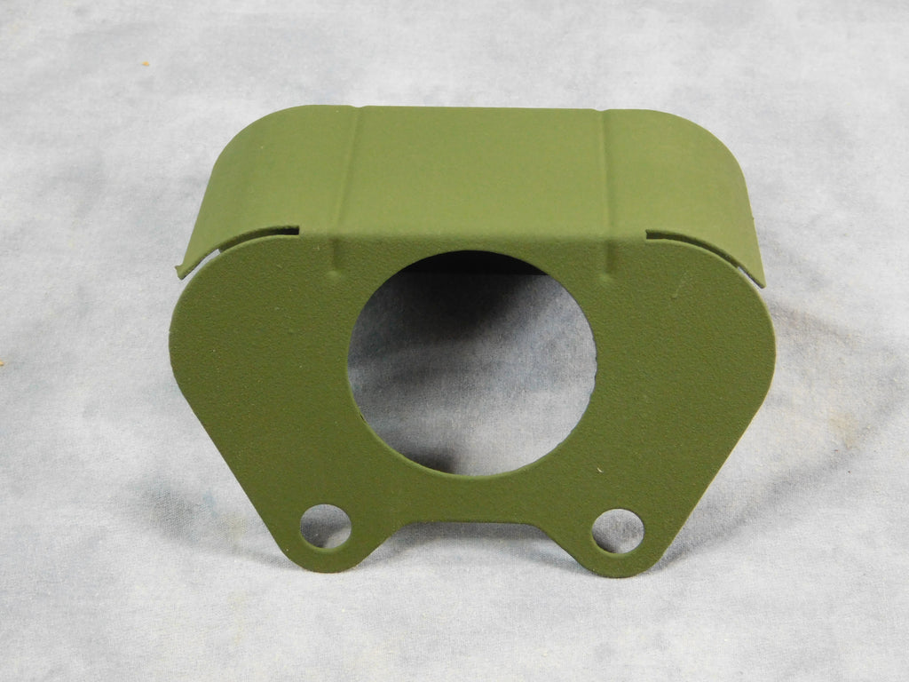 WHEEL CYLINDER DUST SHIELD FOR 2.5 TON TRUCKS.   PART # 7372762 NSN 2530-00-030-1408, 2530000301408, 2797A1, 801E551