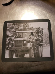 MOUSE PAD WITH 2.5 TON TRUCK
