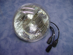 **FACTORY BLEMISH - CROOKED LENS**  24 VOLT MILITARY HEADLIGHT 8741491