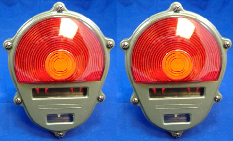 COMPOSITE TAIL LIGHT LENS 11639535, SET OF TWO