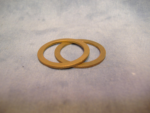 OIL DRAIN PLUG COPPER SEALING WASHERS FOR M35A2 AND M54A2 AN901-10C