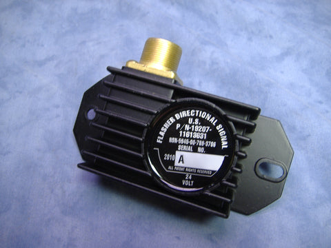 24V MILITARY VEHICLE FLASHER M35A2 - M54A2 - M813 - M923 - M998 11613631