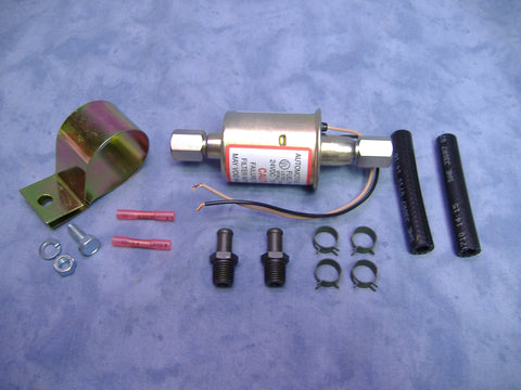 24V ELECTRIC FUEL PUMP KIT