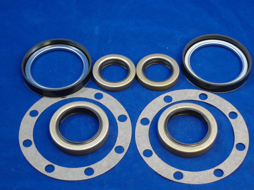 ROCKWELL FRONT AXLE SEAL KIT, M35A2 SEAL KIT, M35A3 WHEEL SEAL KIT. 2.5 TON AXLE SEAL